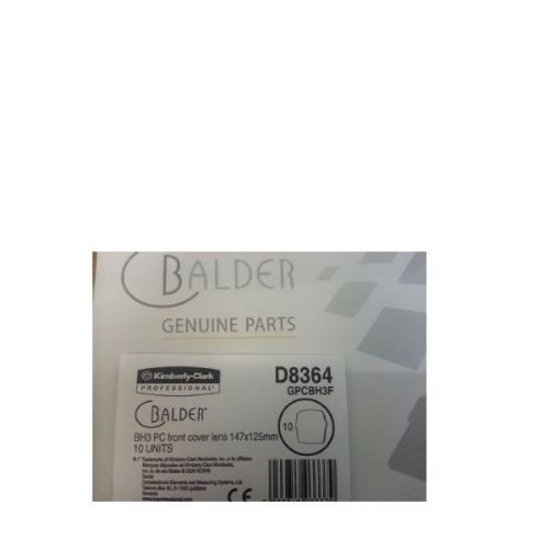 BALDER WH70/BH3 FRONT COVER LENS 147X125MM (10)